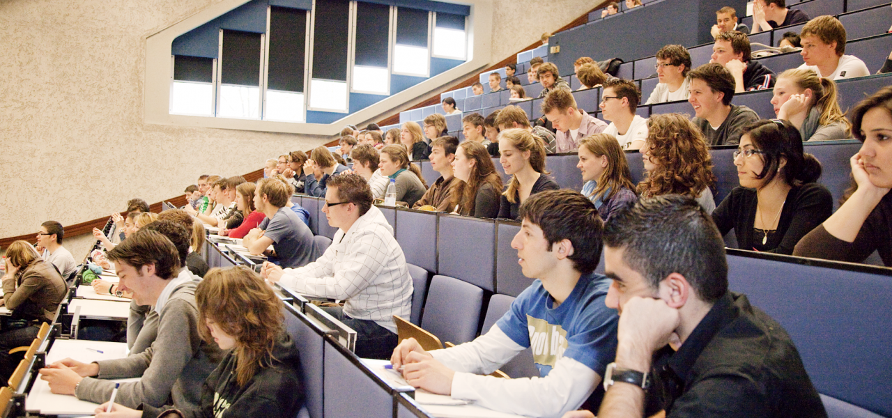 citg collegezaal oud